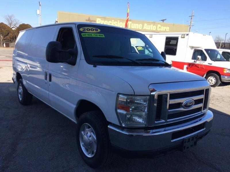 2009 Ford E Series Cargo For Sale In Tulsa OK