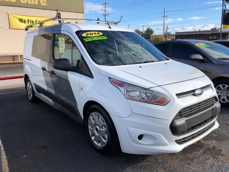 Ford Transit Connect Cargo 2014 XLT 4dr LWB Cargo Mini Van w/Rear Doors