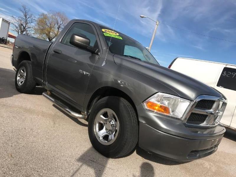 Used Pickup Trucks For Sale In Tulsa Ok