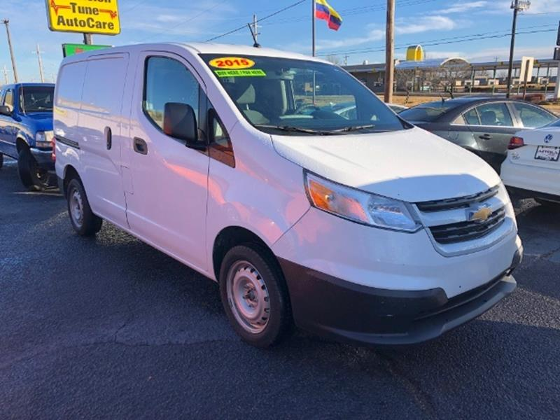 Chevrolet City Express Cargo 2015 LT 4dr Cargo Mini Van
