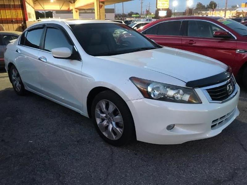 Honda Accord For Sale In Tulsa Ok