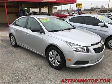 Chevrolet Cruze For Sale In Tulsa Ok