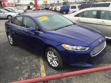Ford Fusion For Sale Tulsa Ok