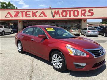 2013 Nissan Altima For Sale Tulsa Ok