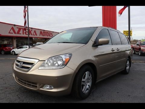 2005 Honda Odyssey for sale in Tulsa, OK