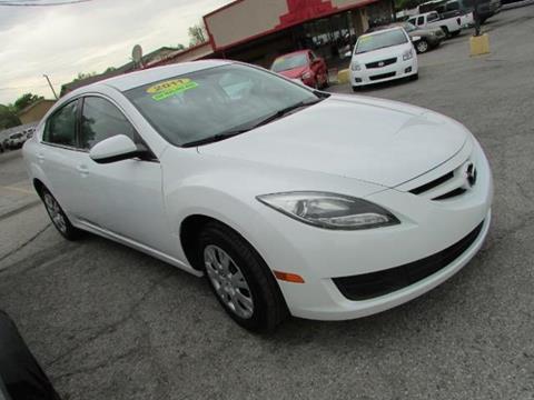 2011 Mazda MAZDA6 for sale in Tulsa, OK