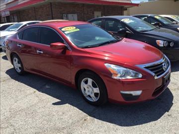 2013 Nissan Altima For Sale In Tulsa Ok