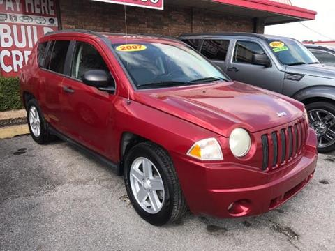 Jeep Compass For Sale In Tulsa Ok