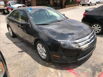 Ford Fusion For Sale In Tulsa Ok