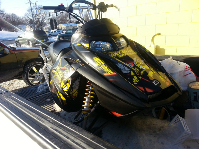2005 Ski-Doo summit 800 h.o.