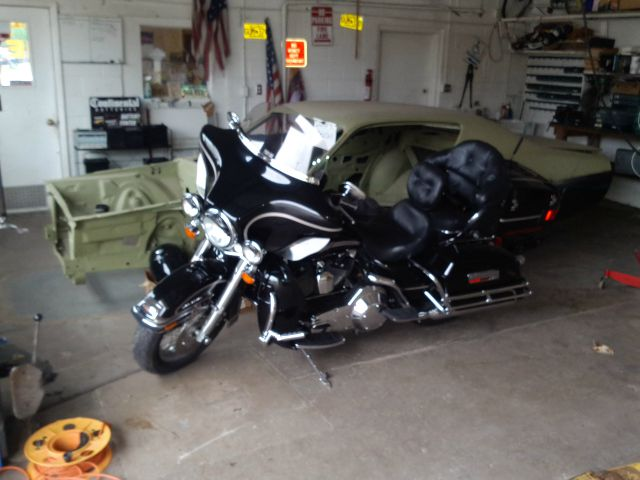 2003 Harley-Davidson Ultra Classic Electra Glide