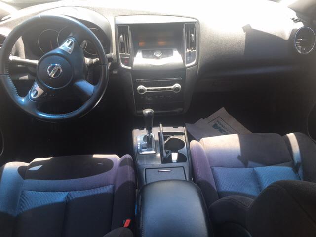 2012 Nissan Maxima 3.5 S 4dr Sedan - Austin TX