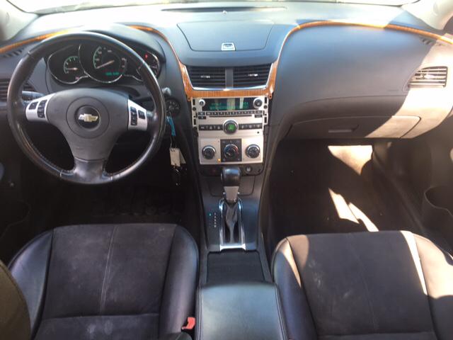 2011 Chevrolet Malibu LT 4dr Sedan w/2LT - Austin TX