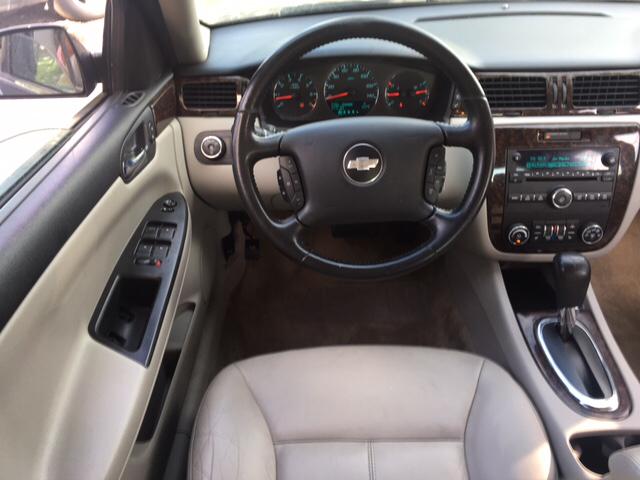 2013 Chevrolet Impala LTZ 4dr Sedan - Austin TX