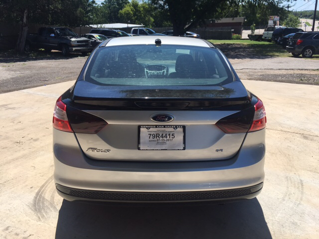 2014 Ford Focus SE 4dr Sedan - Austin TX