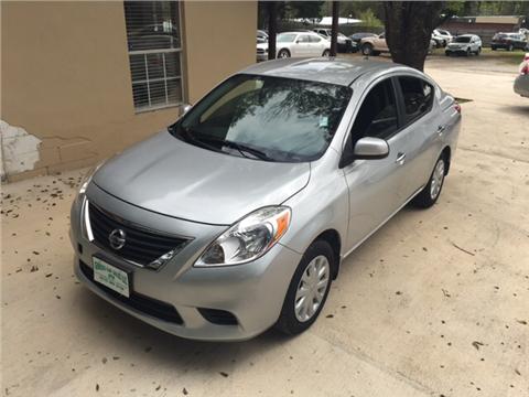 2012 Nissan Versa for sale in Austin, TX