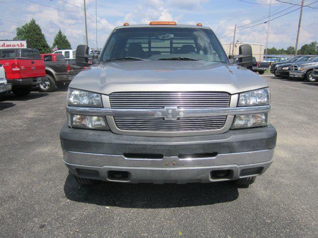 2003 Chevrolet Silverado 3500
