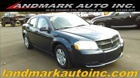 2008 Dodge Avenger for sale in Smithfield, NC