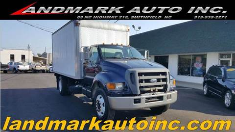 2004 Ford F-750 for sale in Smithfield, NC