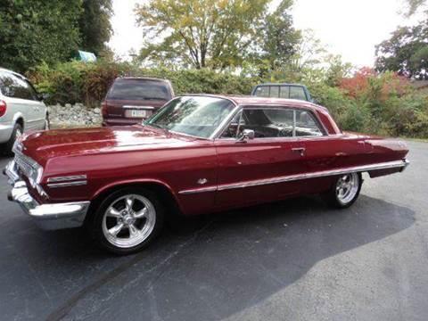 1963 chevrolet impala for sale. Black Bedroom Furniture Sets. Home Design Ideas