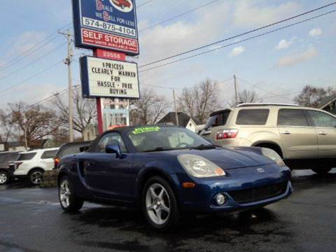 2003 Toyota MR2 Spyder for sale in Elkhart, IN