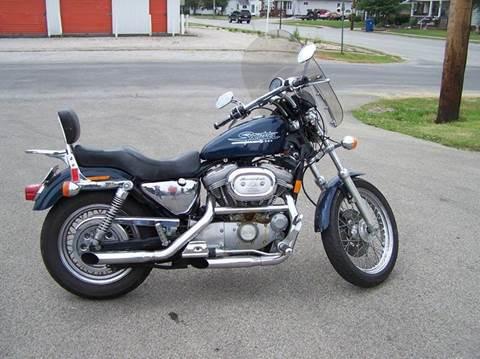 1998 Harley-Davidson XL883 Screamin Eagle