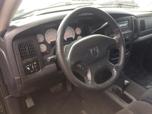 2003 Dodge Ram Pickup 1500 2dr Regular Cab SLT 4WD SB - Ephrata PA