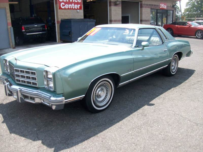 1977 chevrolet monte carlo for sale green 1977 chevrolet