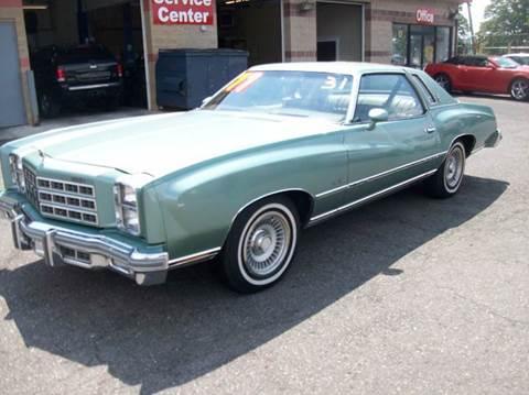 1977 Chevrolet Monte Carlo For Sale - Carsforsale.com
