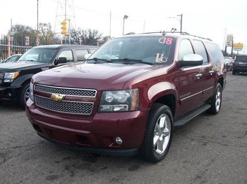 2008 chevrolet suburban for sale michigan. Black Bedroom Furniture Sets. Home Design Ideas