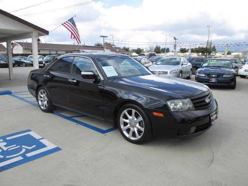 2003 infiniti m45 for sale in banning ca. Black Bedroom Furniture Sets. Home Design Ideas