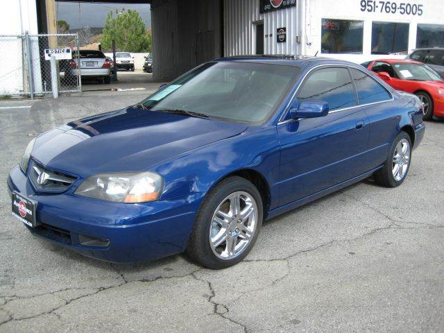 2003 acura cl 3 2 type s 2dr coupe w navigation in banning. Black Bedroom Furniture Sets. Home Design Ideas