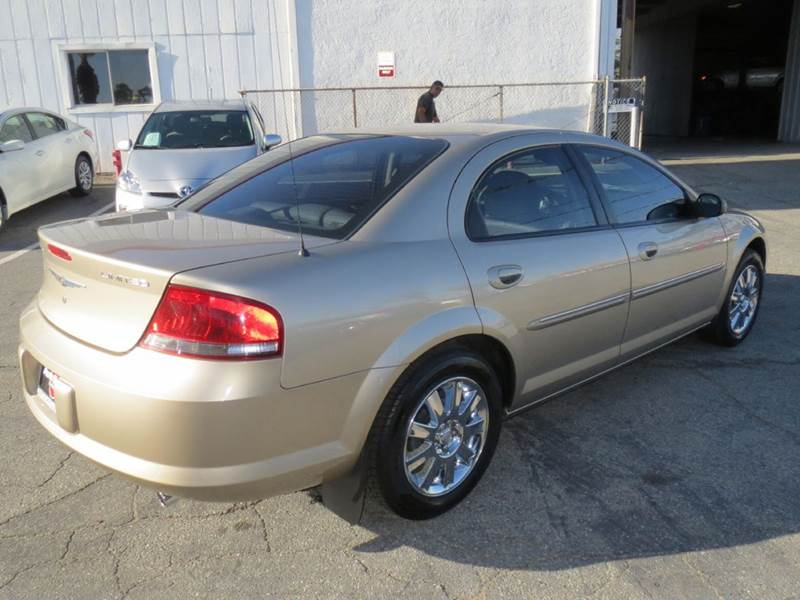 2004 chrysler sebring limited 4dr sedan in banning ca. Black Bedroom Furniture Sets. Home Design Ideas