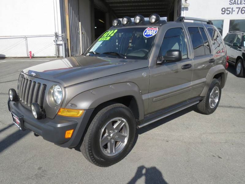 2005 jeep liberty renegade 4wd 4dr suv in banning ca. Black Bedroom Furniture Sets. Home Design Ideas