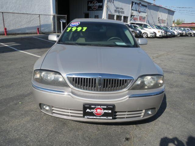 2005 Lincoln LS for sale in Banning CA