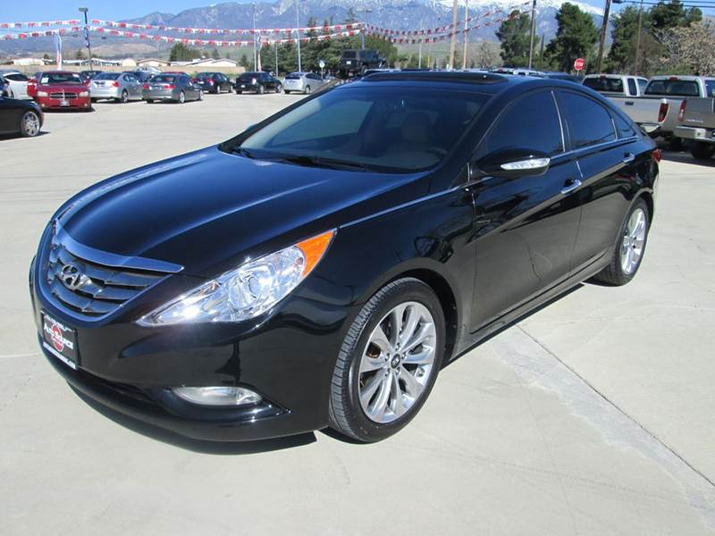2011 hyundai sonata limited 2 0t 4dr sedan in banning ca auto source. Black Bedroom Furniture Sets. Home Design Ideas