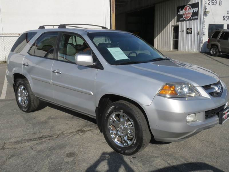 2006 Acura Mdx Touring w/Navi AWD 4dr SUV w/Nav In Banning CA - Auto ...
