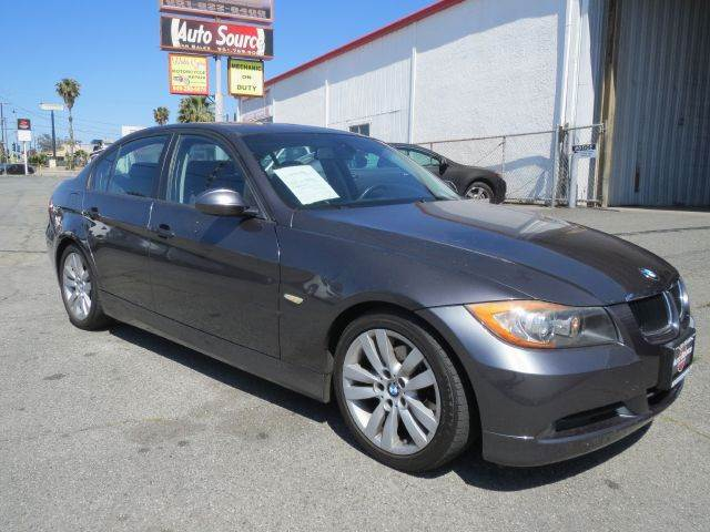 2007 bmw 3 series 328i 4dr sedan in banning banning beaumont auto source. Black Bedroom Furniture Sets. Home Design Ideas
