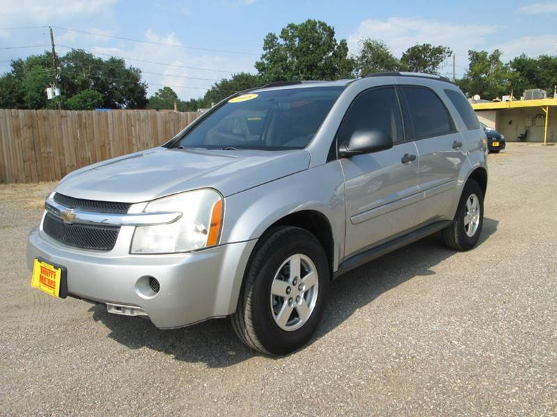 2008 chevrolet equinox ls 4dr suv in houston tx thrifty. Black Bedroom Furniture Sets. Home Design Ideas
