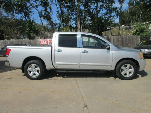 2004 nissan titan se crew cab 2wd for sale in houston for Thrifty motors houston tx 77084