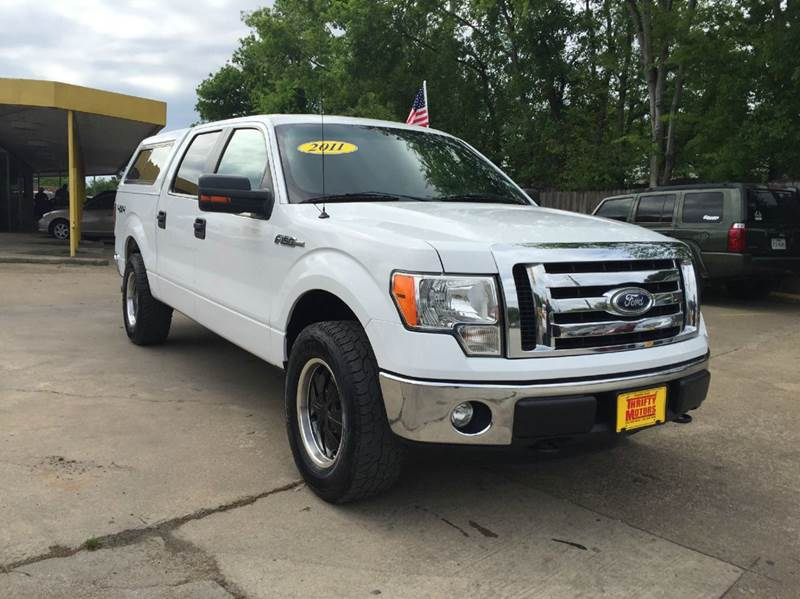 2008 Ford F 150 Fx4 In Houston Tx: 2011 Ford F-150 4x4 FX4 4dr SuperCrew Styleside 5.5 Ft. SB
