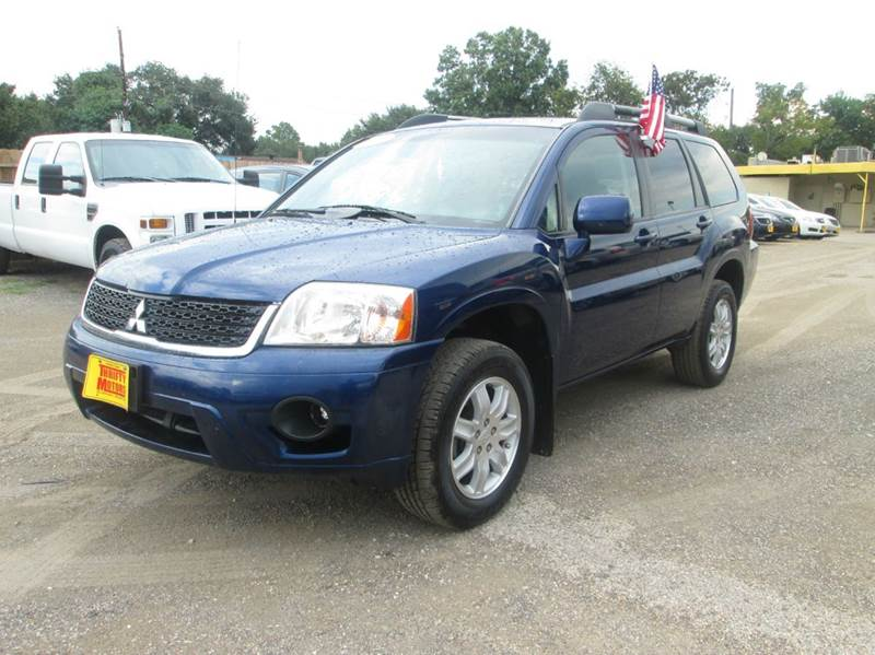 2010 mitsubishi endeavor ls 4dr suv in houston tx for Thrifty motors houston tx 77084