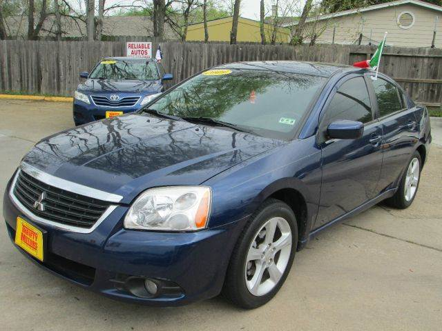 2009 Mitsubishi Galant Es 4dr Sedan In Houston Tx Thrifty Motors Inc