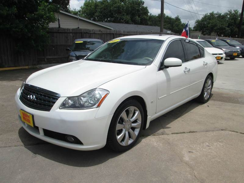 2007 infiniti m35 sport 4dr sedan in houston tx thrifty. Black Bedroom Furniture Sets. Home Design Ideas