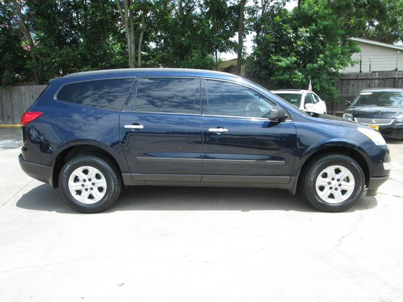 2011 Chevrolet Traverse Ls 4dr Suv In Houston Tx Thrifty