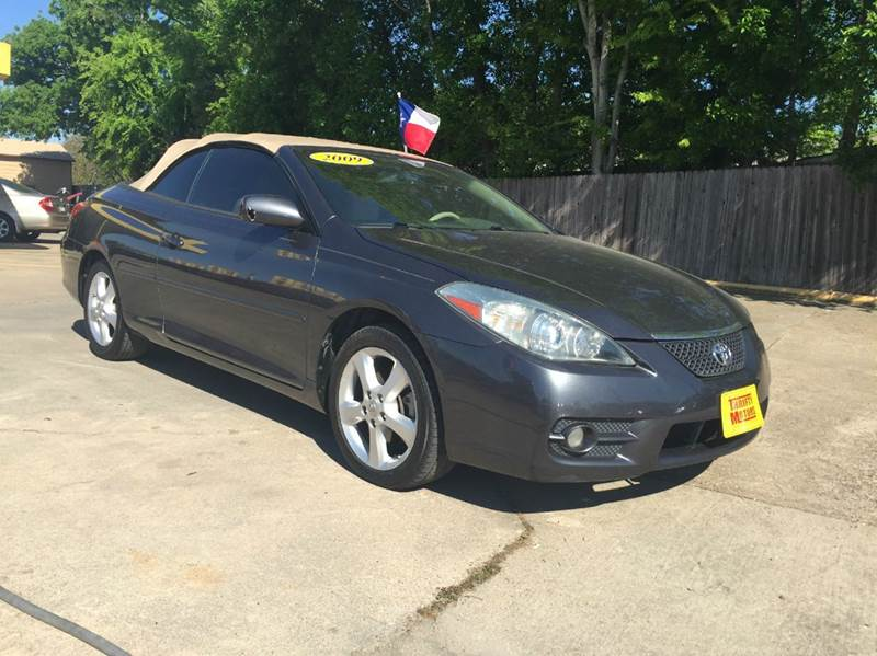 2008 toyota camry solara se v6 2dr convertible 5a in houston tx thrifty motors inc. Black Bedroom Furniture Sets. Home Design Ideas