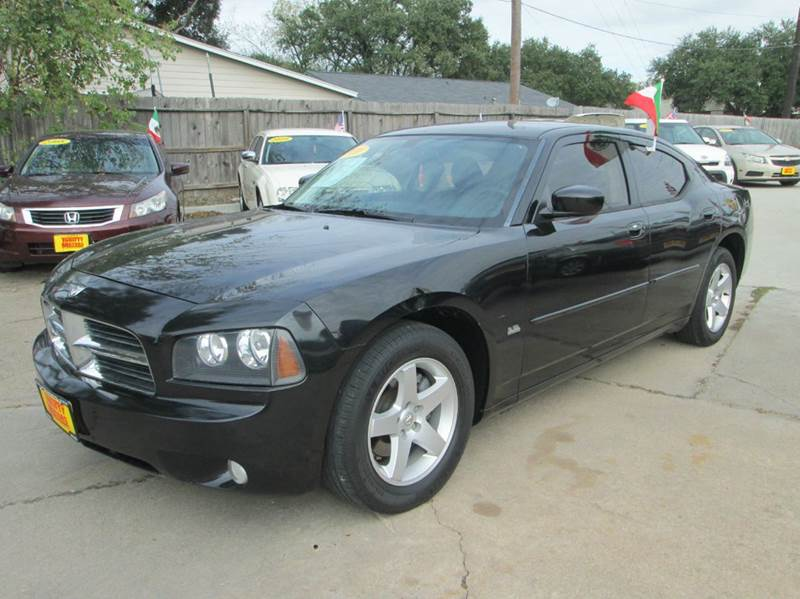 2010 dodge charger sxt 4dr sedan in houston tx thrifty for Thrifty motors houston tx 77084