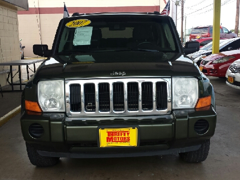 2007 jeep commander for sale in houston tx. Cars Review. Best American Auto & Cars Review