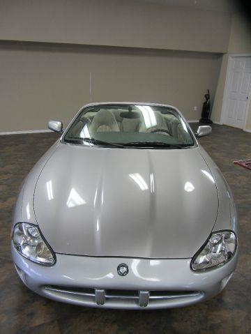 1999 Jaguar XK-Series