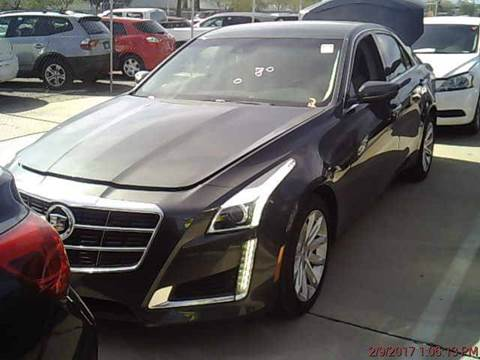 2014 Cadillac CTS for sale in Lancaster, TX